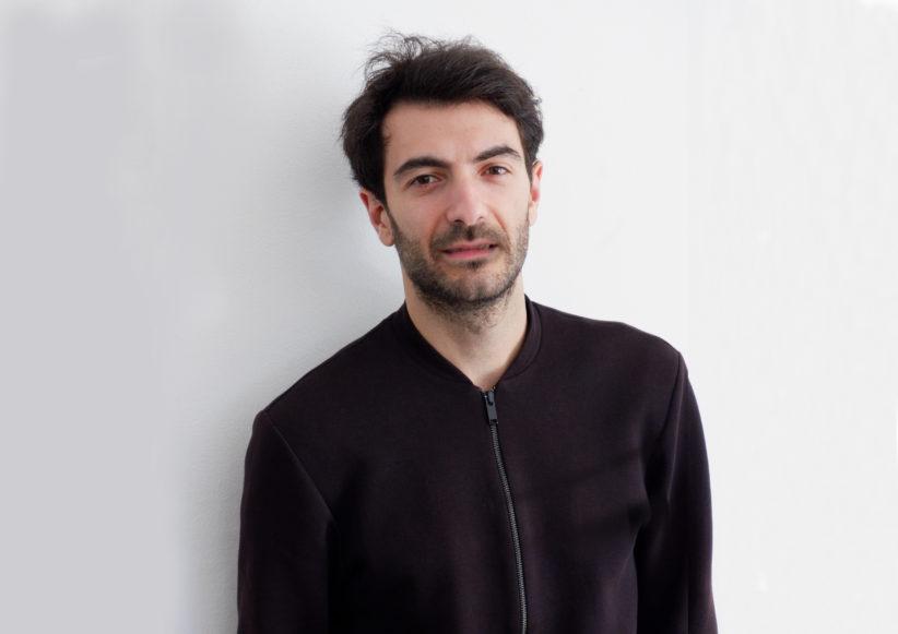 Matteo Pizzolante, ritratto - Courtesy l'artista