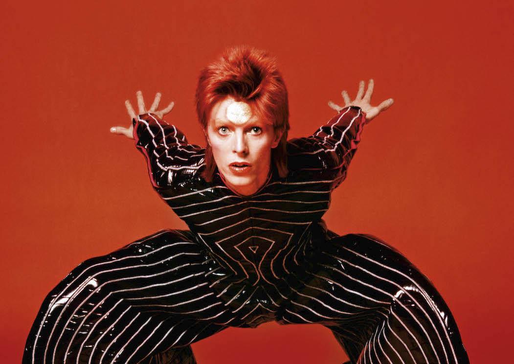 Stardust Bowie. A Salerno, il Duca Bianco immortalato da Masayoshi Sukita