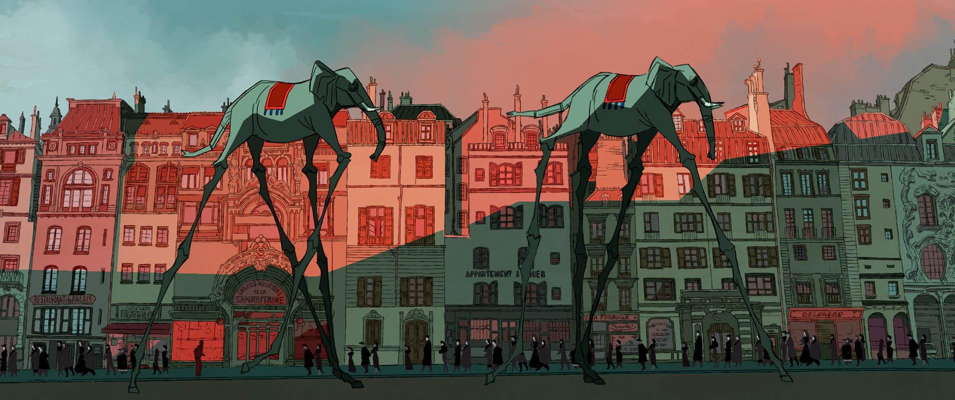 Buñuel – Nel labirinto delle tartarughe