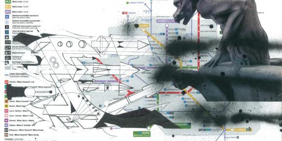 Flycat, Milan Subways Maps