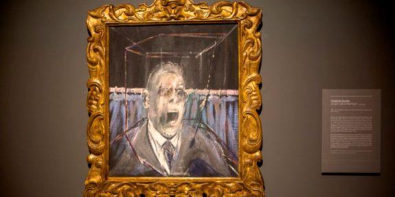 Francis Bacon al Chiostro del Bramante