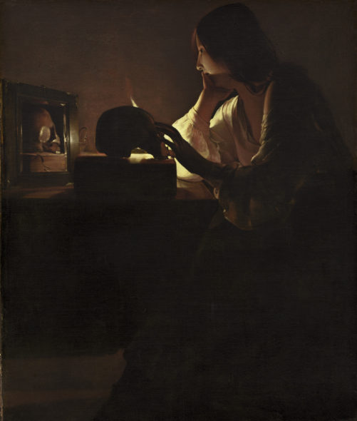Georges de La Tour_The Repentant Magdalene, Washington D.C.