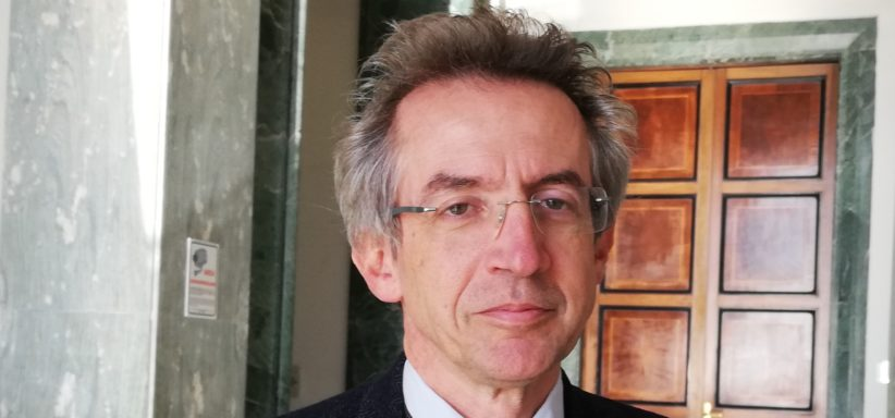 Il neoministro per l'Università e ricerca Gaetano Manfredi