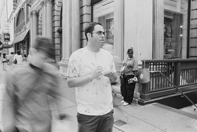 Chi era Jason Polan, l'uomo che voleva ritrarre tutta New York