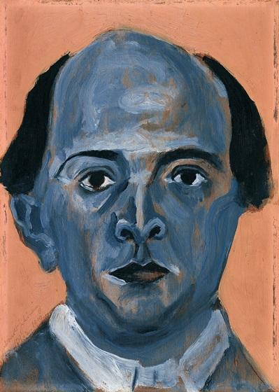 Autoritratto in blu di Noémi Lefebvre: flusso di coscienza a ritmo di Schönberg