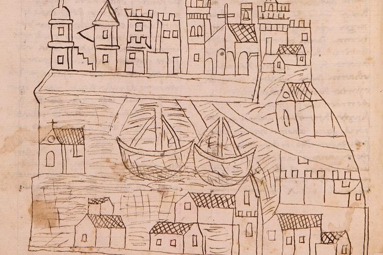 Venezia emersa. Ritrovata la più antica rappresentazione della città lagunare