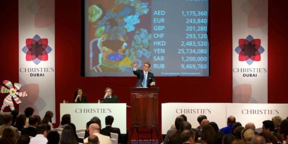 Christie's Dubai