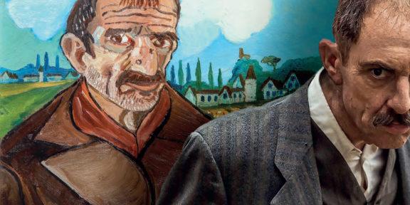 VOLEVO NASCONDERMI un film di GIORGIO DIRITTI con ELIO GERMANO