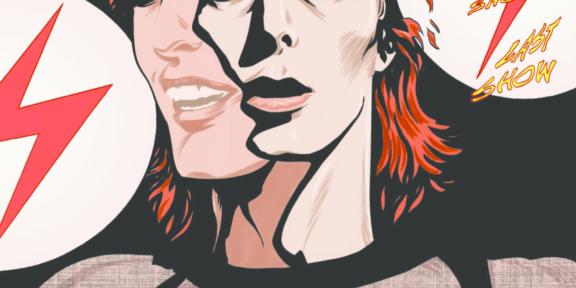 Bowie - Stardust, Rayguns & Moonage Daydreams, la biografia a fumetti che racconta la vita di David Bowie