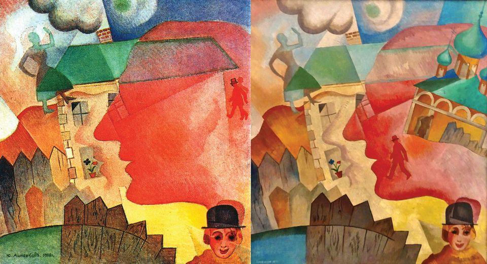 Opere d'arte false e frodi: arrestati in Belgio due collezionisti russi