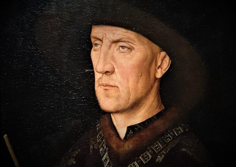 Mostra Van Eyck a Gent
