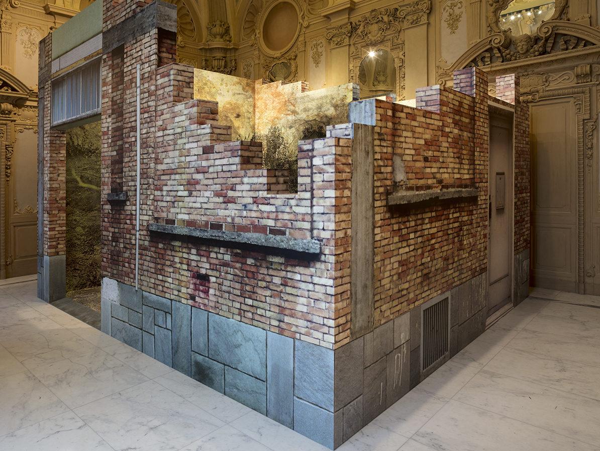 Tra cura e memoria, l'importanza dei luoghi marginali. Botto&Bruno nei Musei Reali di Torino