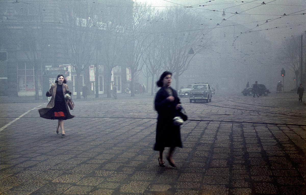 I mille volti di Milano nelle fotografie di Cesare Colombo. La mostra-omaggio al Castello Sforzesco