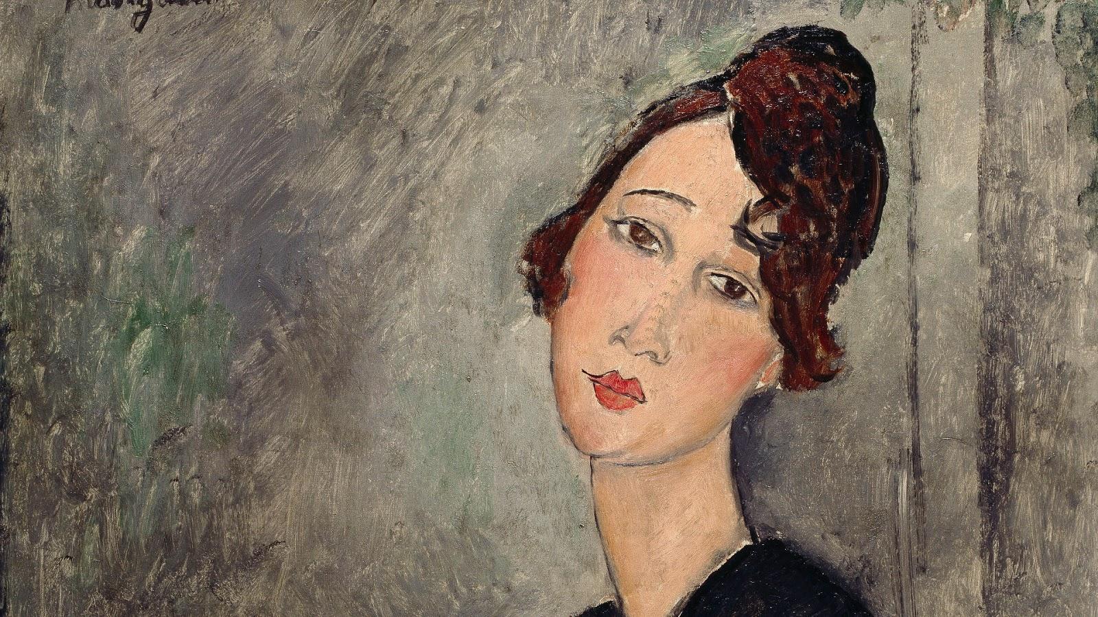 Eterno Modigliani: vita, tormenti e modelli del pittore livornese