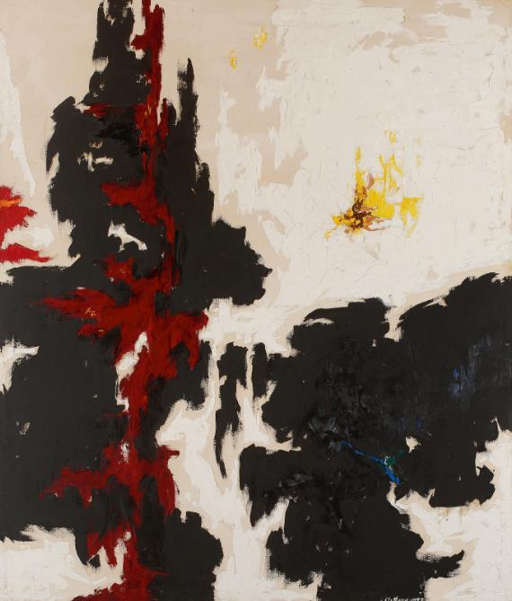 L'arte del dopoguerra in America. All'asta la collezione Anderson: da Clyfford Still a Henry Moore. Stima 55 milioni