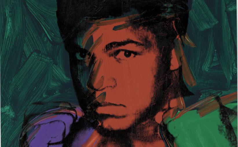 Andy Warhol (1928-1987), Muhammad Ali. Hammer Price £4,200,000