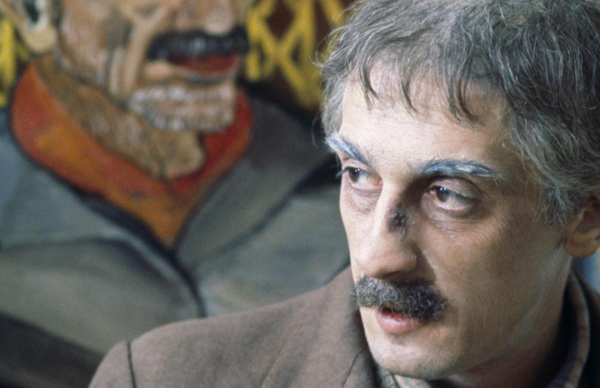 Il Ligabue di Flavio Bucci nello sceneggiato RAI del 1977