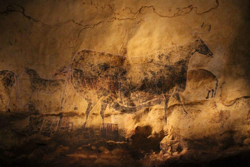 Mostra di archeologia su Lascaux