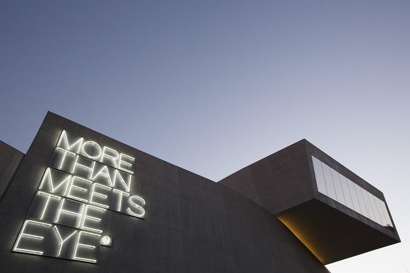 Museo MAXXI, esterno, Ph. Musacchio Ianniello