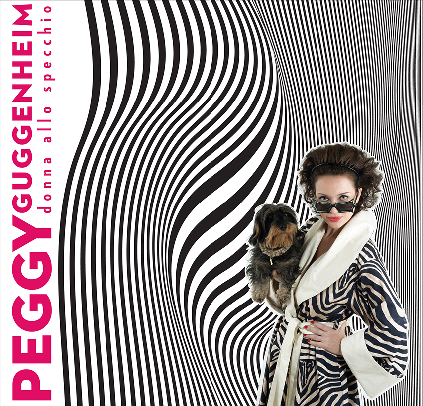"""Peggy Guggenheim – """"Donna allo specchio"""" in scena al Teatro Due di Parma"""