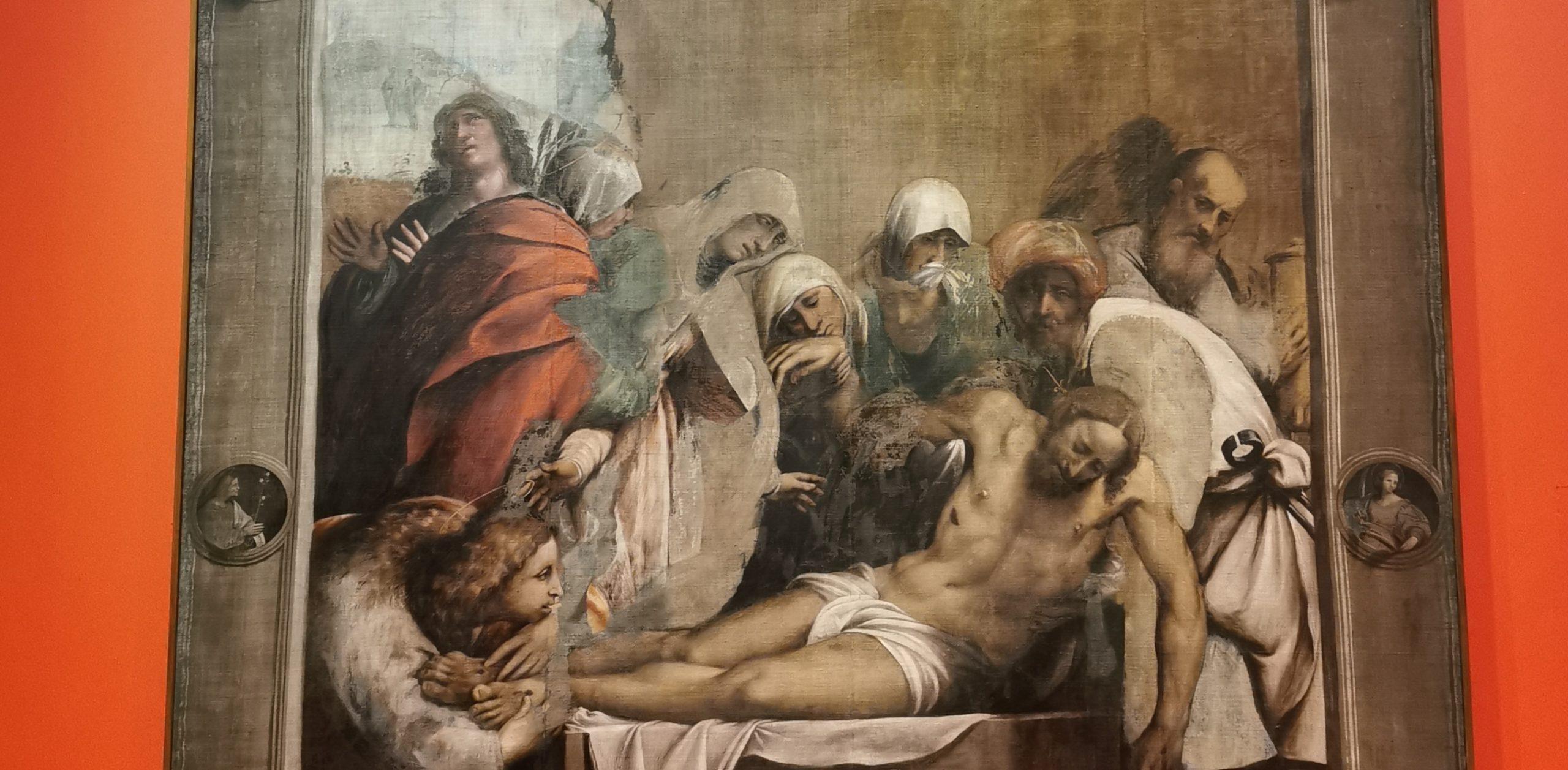 Il Rinascimento di Pordenone. Fra Michelangelo e Pollock