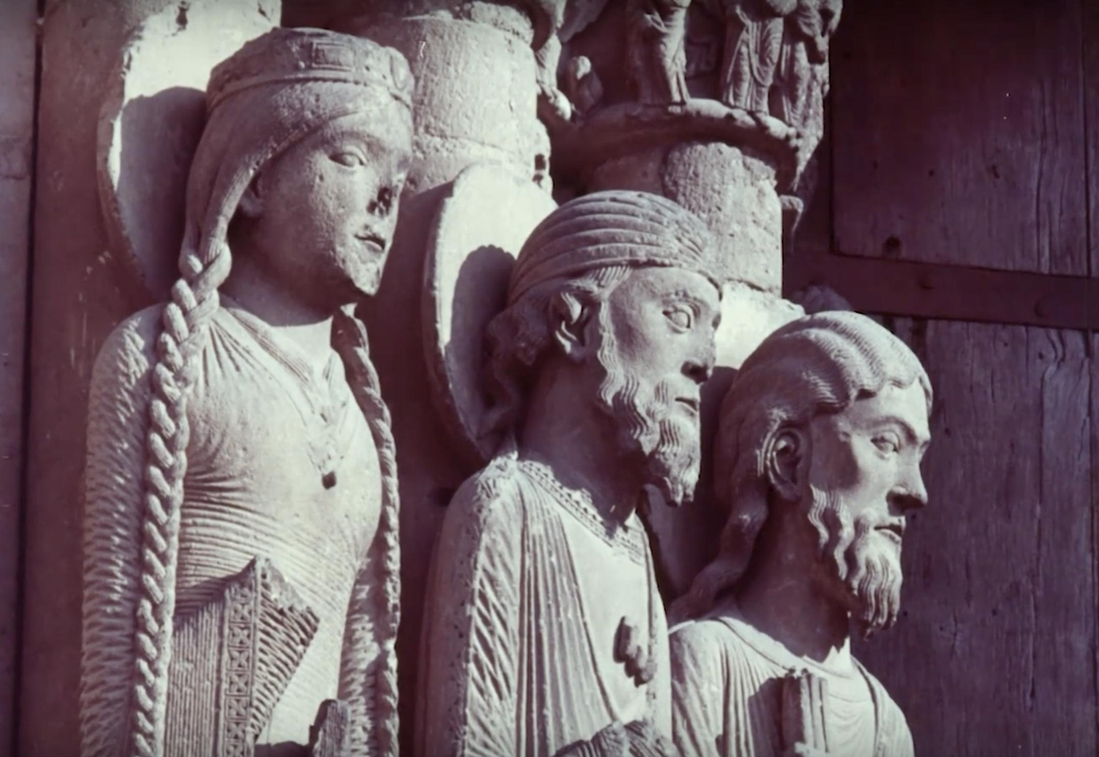 Notre-Dame di Chartres. Un (bellissimo) video in pellicola racconta la storia della cattedrale francese