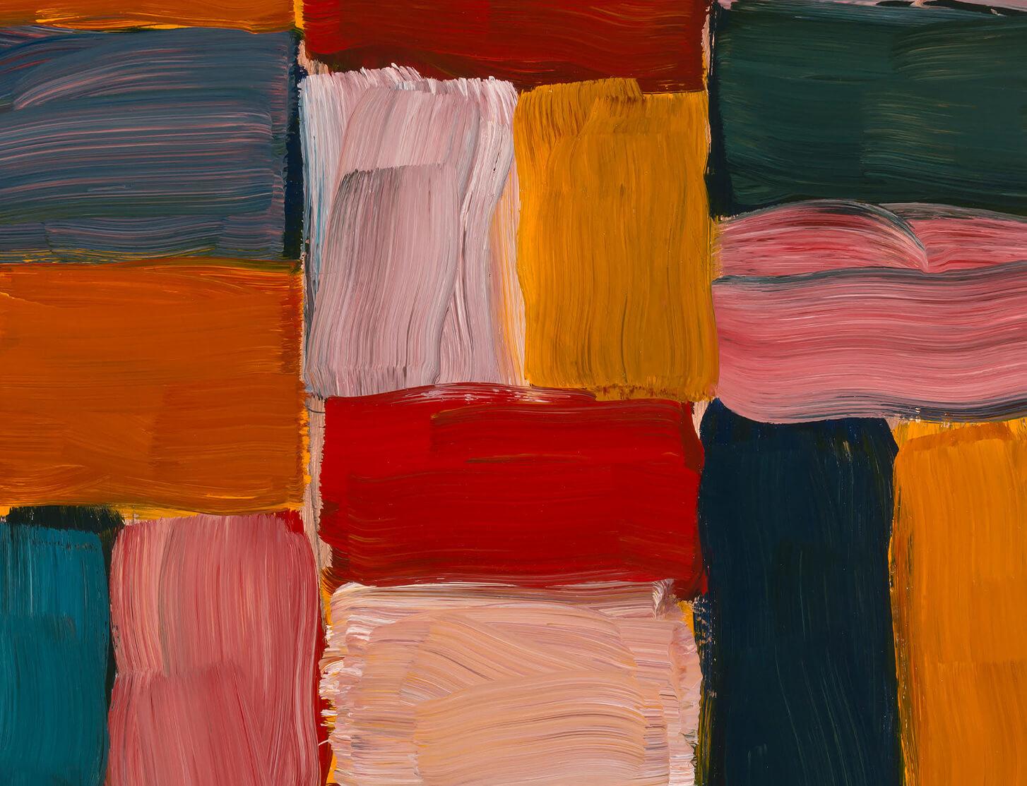 Classicismo astratto. Sean Scully in mostra a St. Moritz, una riflessione sull'infinito
