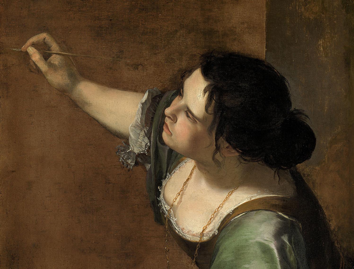 Artemisia Gentileschi. Il dramma di una femminista ante litteram