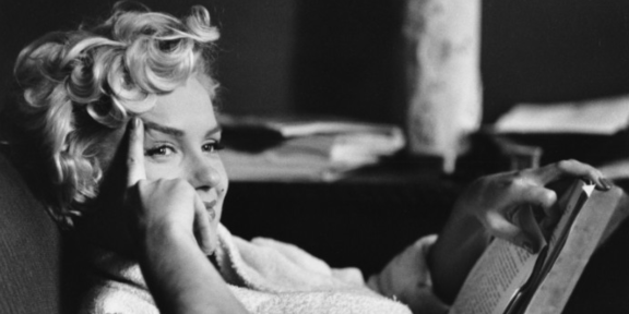 Una delle celebri Marilyn di Elliott Erwitt