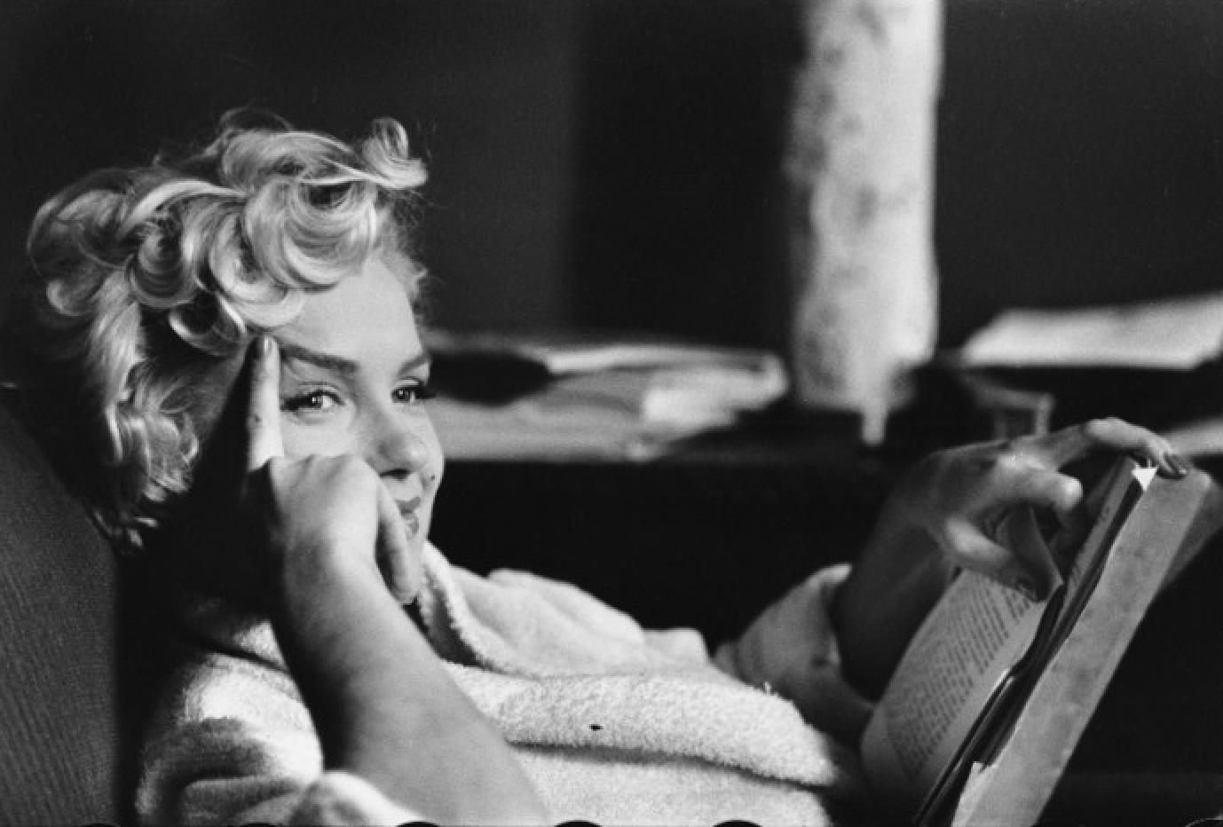 Icone. Da Marilyn Monroe a Che Guevara, a Roma tutto il mondo del grande Elliott Erwitt