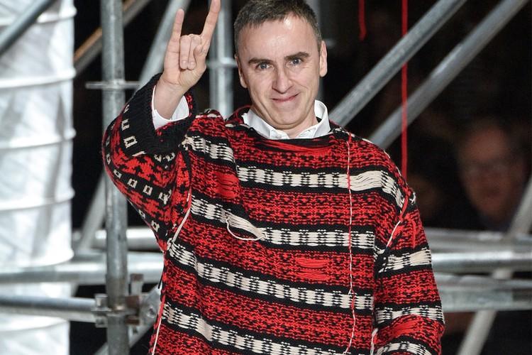 Ufficiale. Raf Simons, nuovo co-direttore creativo di Prada