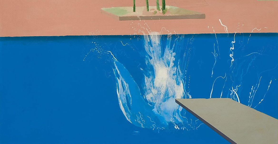 Oltre 23 milioni di sterline: lo Splash di Hockney da Sotheby's