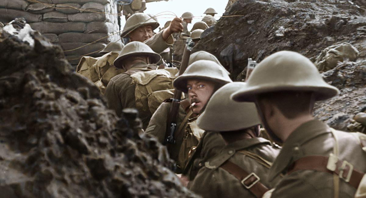 Per sempre giovani, il documentario sulla Prima guerra mondiale diretto da Peter Jackson