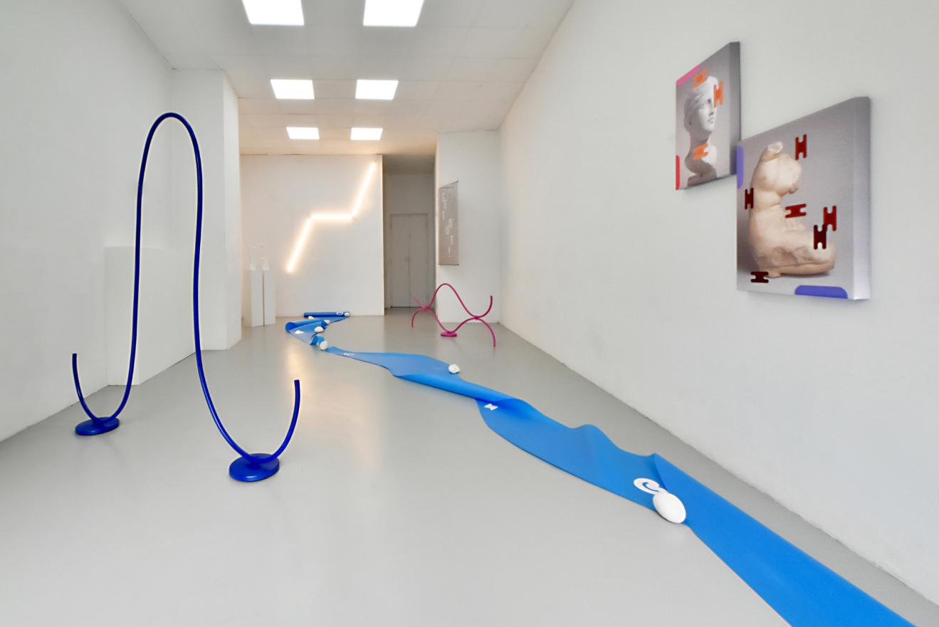 L'isolamento della specie: Nicola Gobbetto presenta la mostra Filler, a Milano