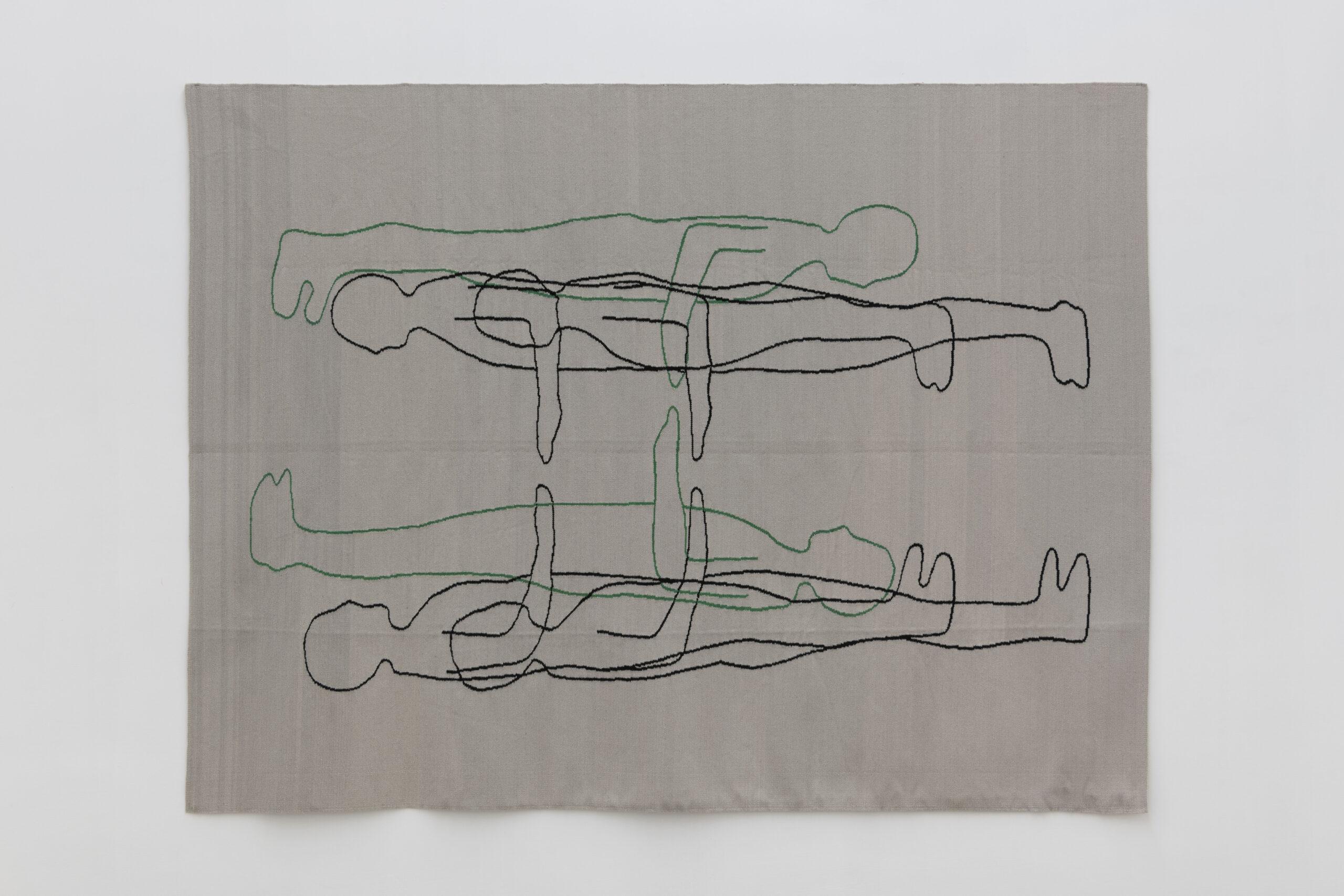 Ipotesi di realtà non convenzionali: Esther Kläs in mostra a Roma