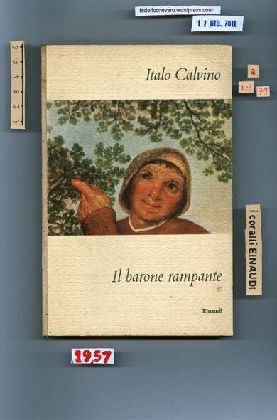 Italo Calvino, Il barone rampante, Einaudi, 1967