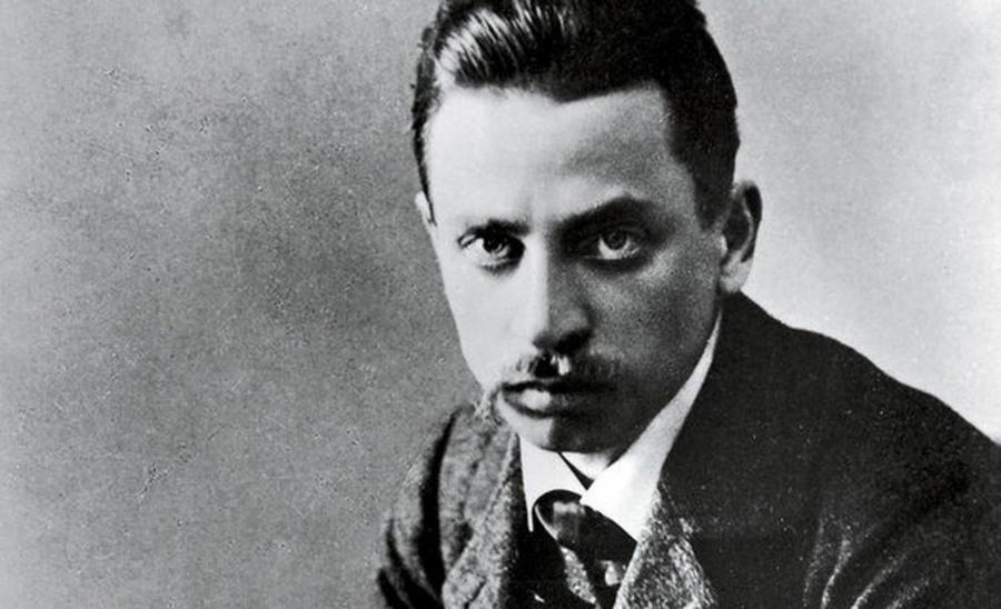 Poesie   Il risveglio del vento di Rainer Maria Rilke