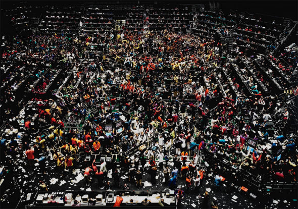 Andreas Gursky: Chicago Board of Trade III (1999-2000)