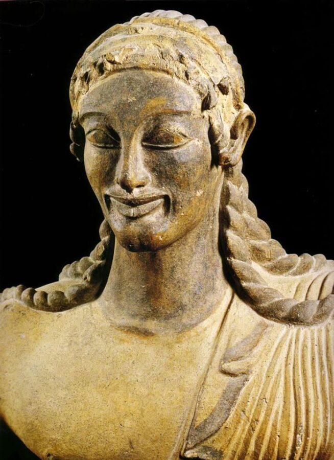 Apollo di Veio, Museo Nazionale Etrusco di Villa Giulia Roma