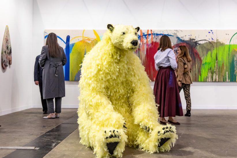 Art Basel in Hong Kong - Massimo de Carlo Courtesy Art Basel