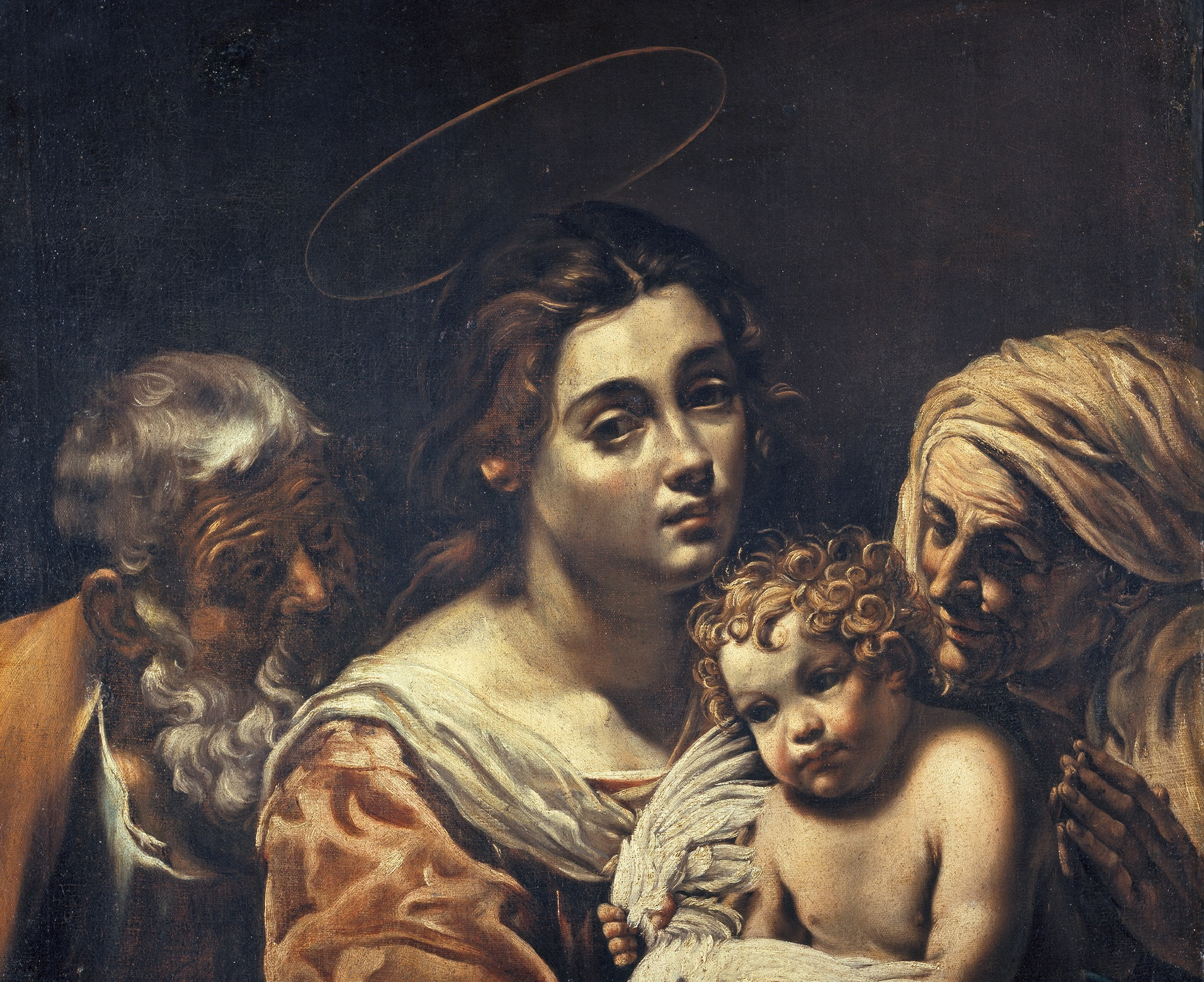 Le tenebrose visioni religiose di Orazio Borgianni in mostra a Roma