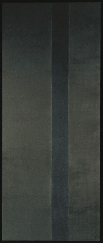 Barnett Newman, Abraham, olio su tela, 1949, MOMA, New York
