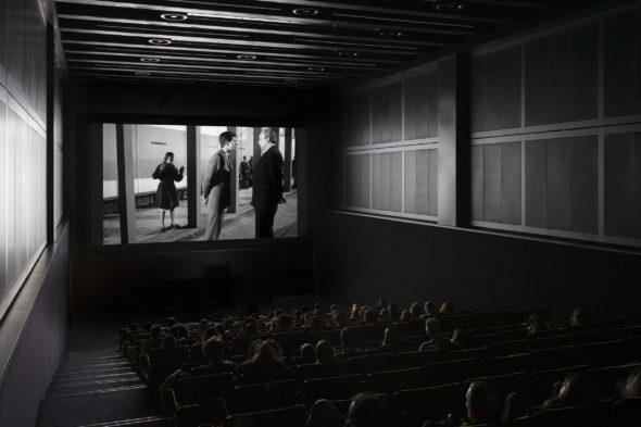 K 2 Orson Welles The Tria l , 1962 118 min Inglese con sottotitoli in italiano Distribuito da Filmauro Proi ettato i n loop dall e 10: 15 all e 18:15