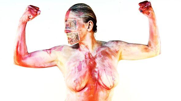 Francesca Fini, Self defense - Frame video