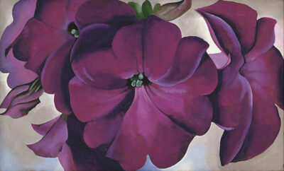 Georgia O' Keeffe, Petunias, 1924