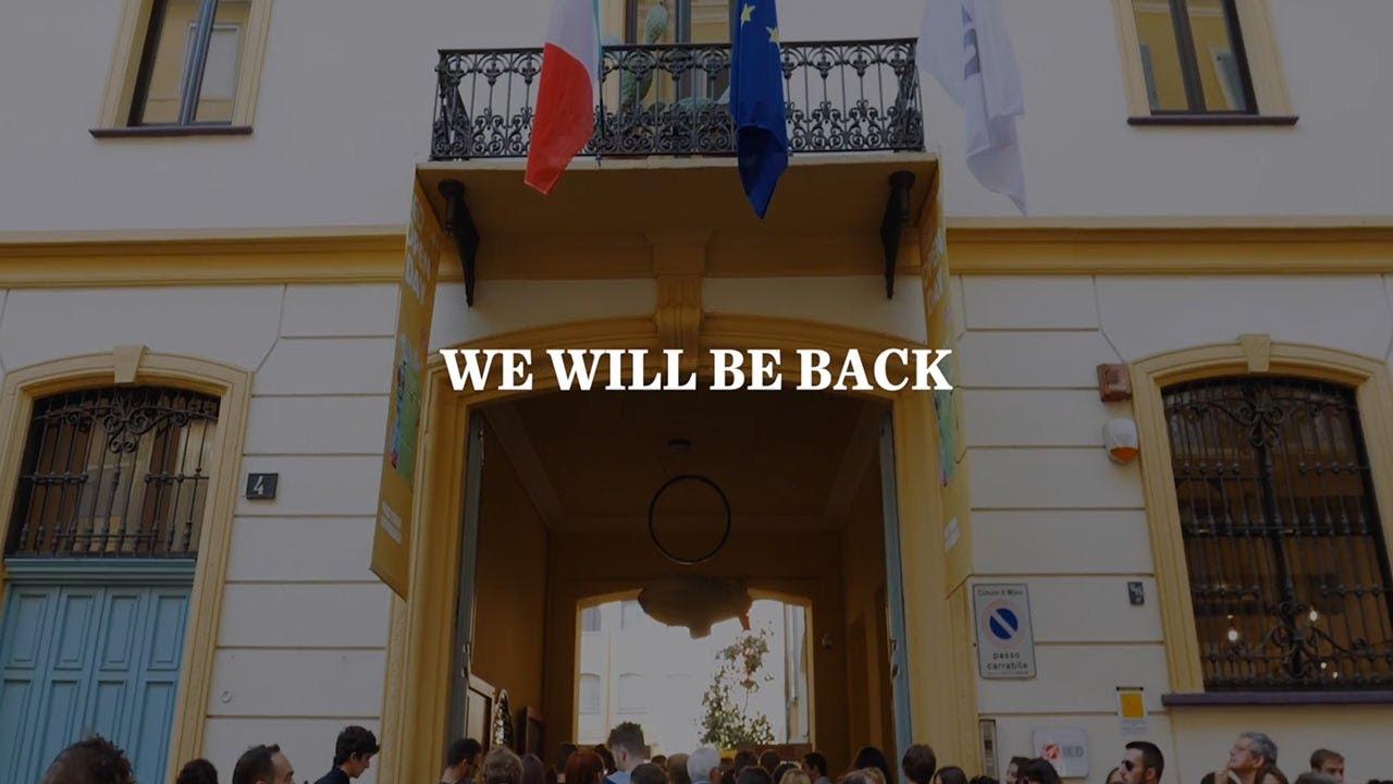 Torneremo! Il messaggio di speranza dello IED, da Milano a Madrid