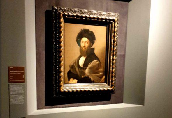 Raffaello 1520-1483, Scuderie del Quirinale, Roma
