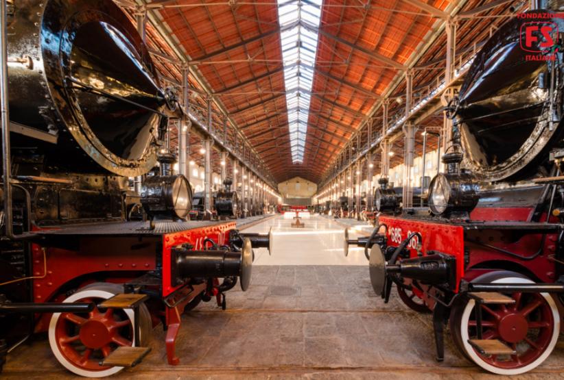 Museo Nazionale Ferroviario di Pietrarsa