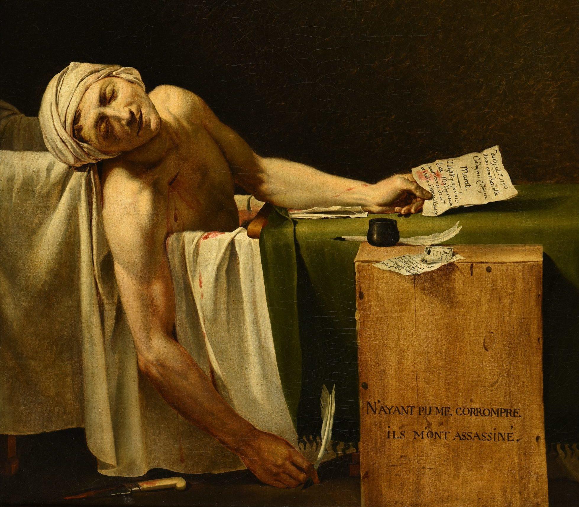 David e Caravaggio. La crudeltà della natura, il profumo dell'ideale. A Napoli