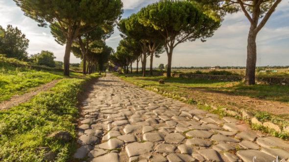 La via Appia, 'Regina viarum'